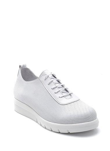 Derimod Kadın Ayakkabı (A45-1) Casual Beyaz